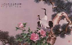 Xiang silk embroidery