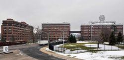 GE buildings