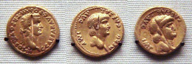 Roman coins
