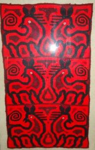Zapotec weave