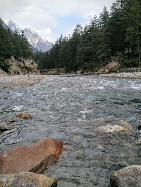 Baspa river -- Sutlej tributary