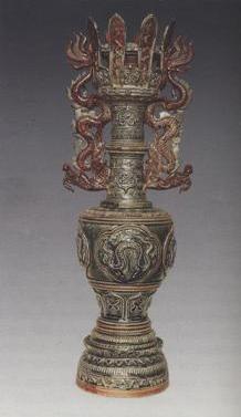 ceramic lamp stand 002