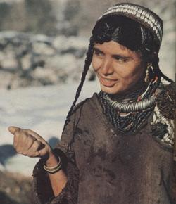 kalash kafir girl