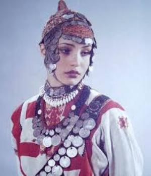 scytho-indian girl