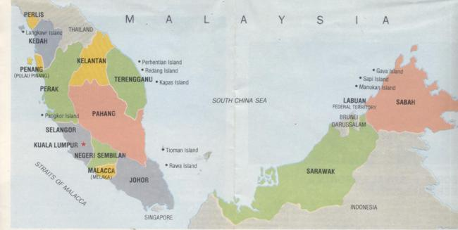map-of-malaysia